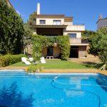 Villa El Zorongp pool view