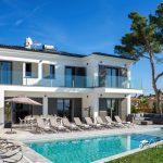 Villa Miami in Canyelles near Sitges private pool picture