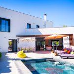 Villa Rueda Sitges holiday home - pool area
