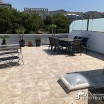 Apartment Martini Sitges roof terrace