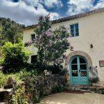 Masia d´en Giralt view of house