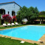 Masia Peirot swimming pool