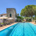 Masia Pairal Sitges swimming pool