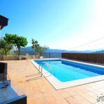 The pool at Villa Margarita