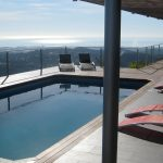 The sea views from Villa Mirador