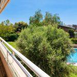 Apartment Balmar view of gardens