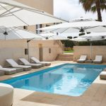 Villa madonna heated pool and sunloungers